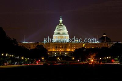 Capital at Night 1